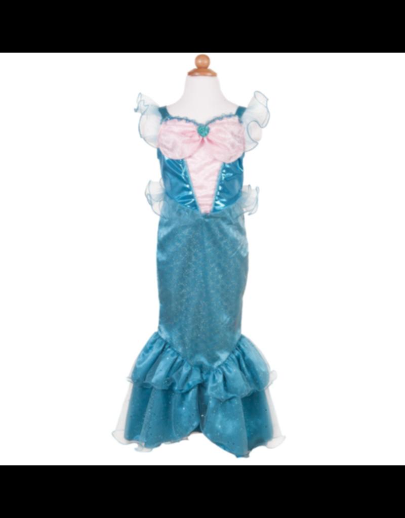 Great Pretenders Mermaid Dress, Blue Medium