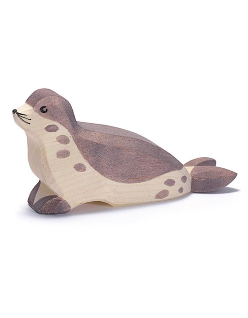 Ostheimer Wooden Toys Sea Lion Head Low