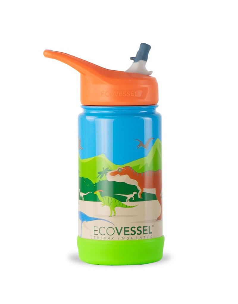 Dinosaurs Insulated Frost Bottle 12oz
