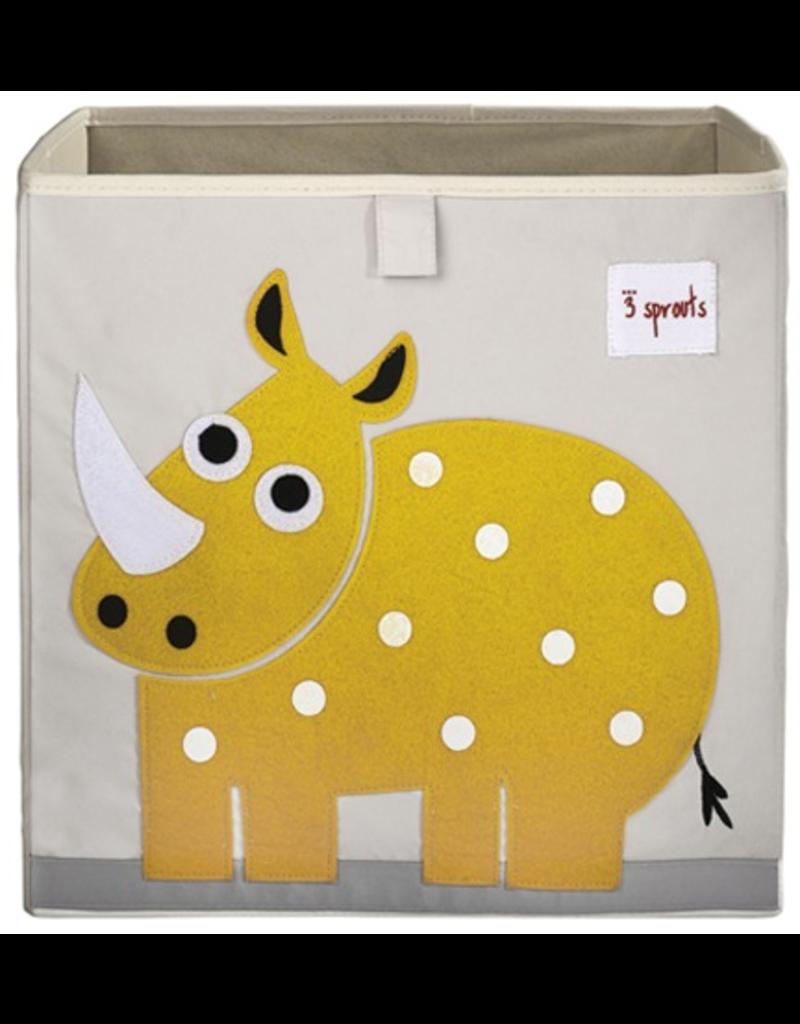 3 Sprouts Storage Box Rhino