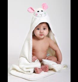 Zoocchini Zoocchini Baby Lola the Lamb Hooded Towel