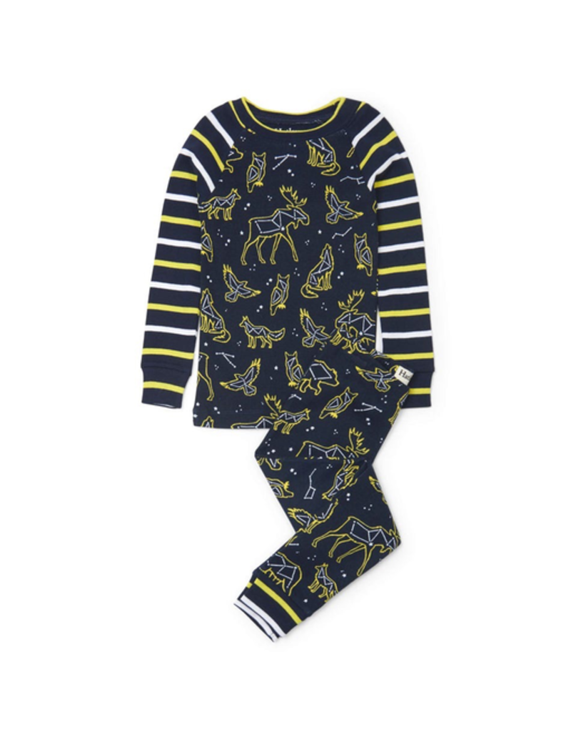 Hatley Constellations Organic PJs