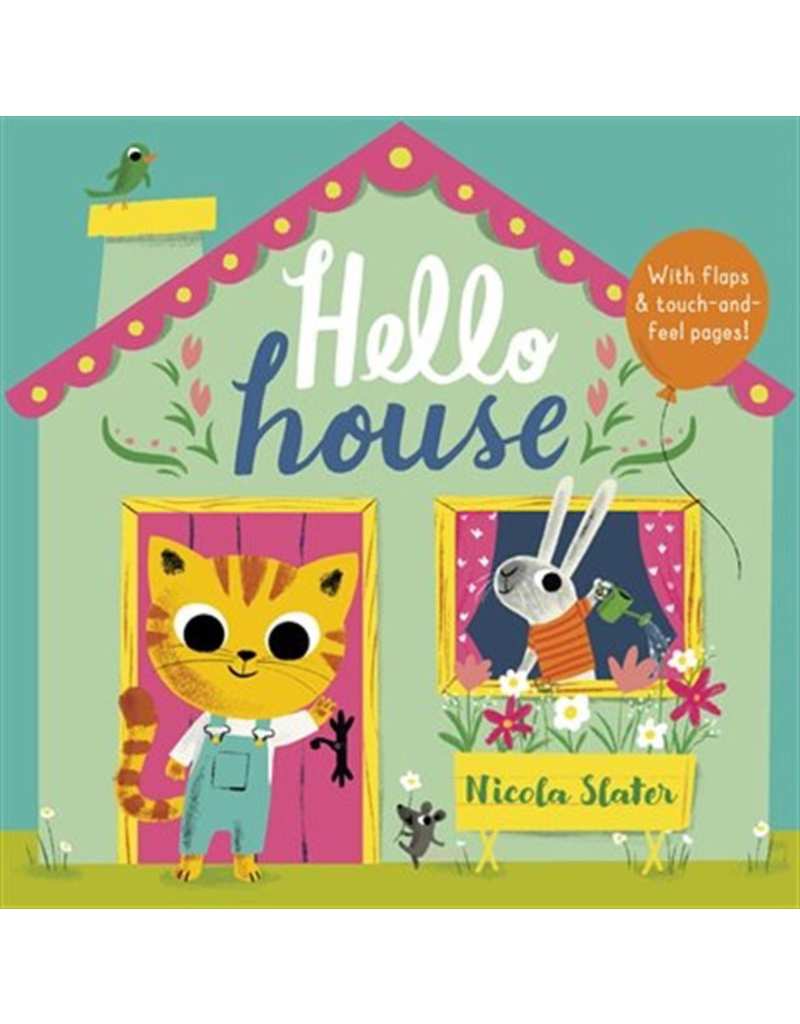 Random House Hello House Board Book