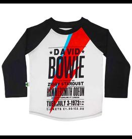 David Bowie Raglan Tee