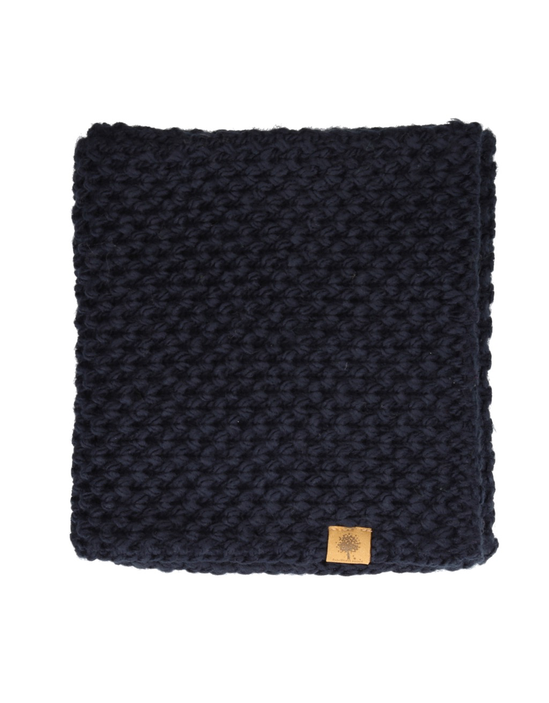 Infinity Scarf Honeycomb, One Size