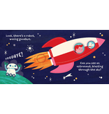 Random House Look, There's a Rocket! Board Book