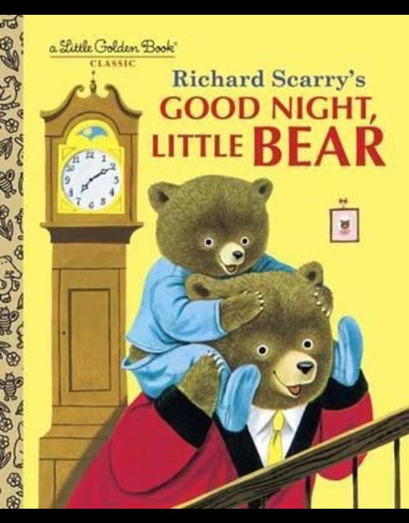 Random House Golden Book: Good Night, Little Bear