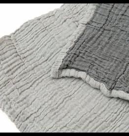 Beba Bean Coco Muslin Blanket Grey