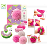 Djeco Pom-Pom Maker Kit