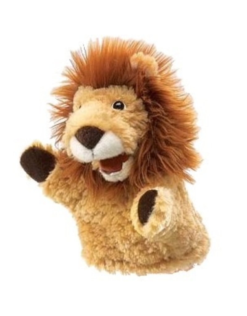 Folkmanis Little Lion