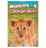 Harper Collins I Wish I Was a Lion: I Can Read 1