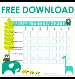 Potty Training Chart Free Download