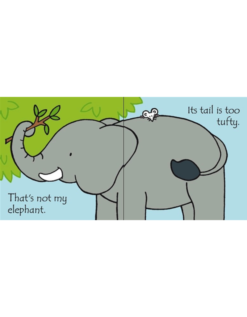Usborne That's Not My Elephant