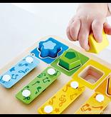 Hape Toys Shape Sorter Xylophone
