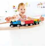 Hape Toys Battery Powered Rolling-Stock Set