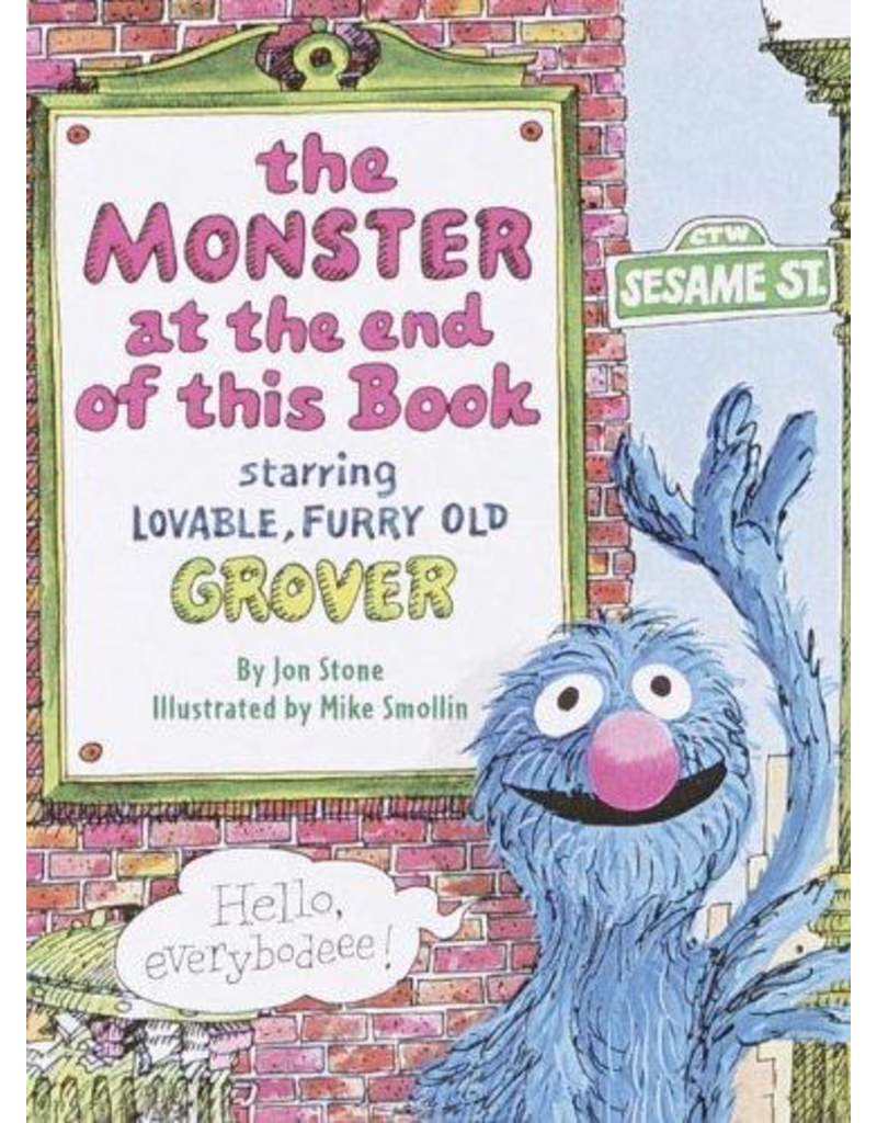 Random House Golden Books: The Monster at the End of this Book