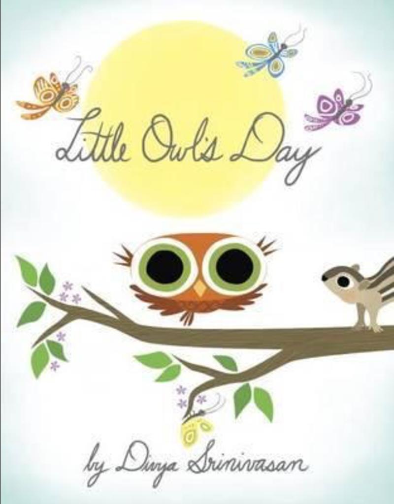 Random House Little Owl's Day Board Book
