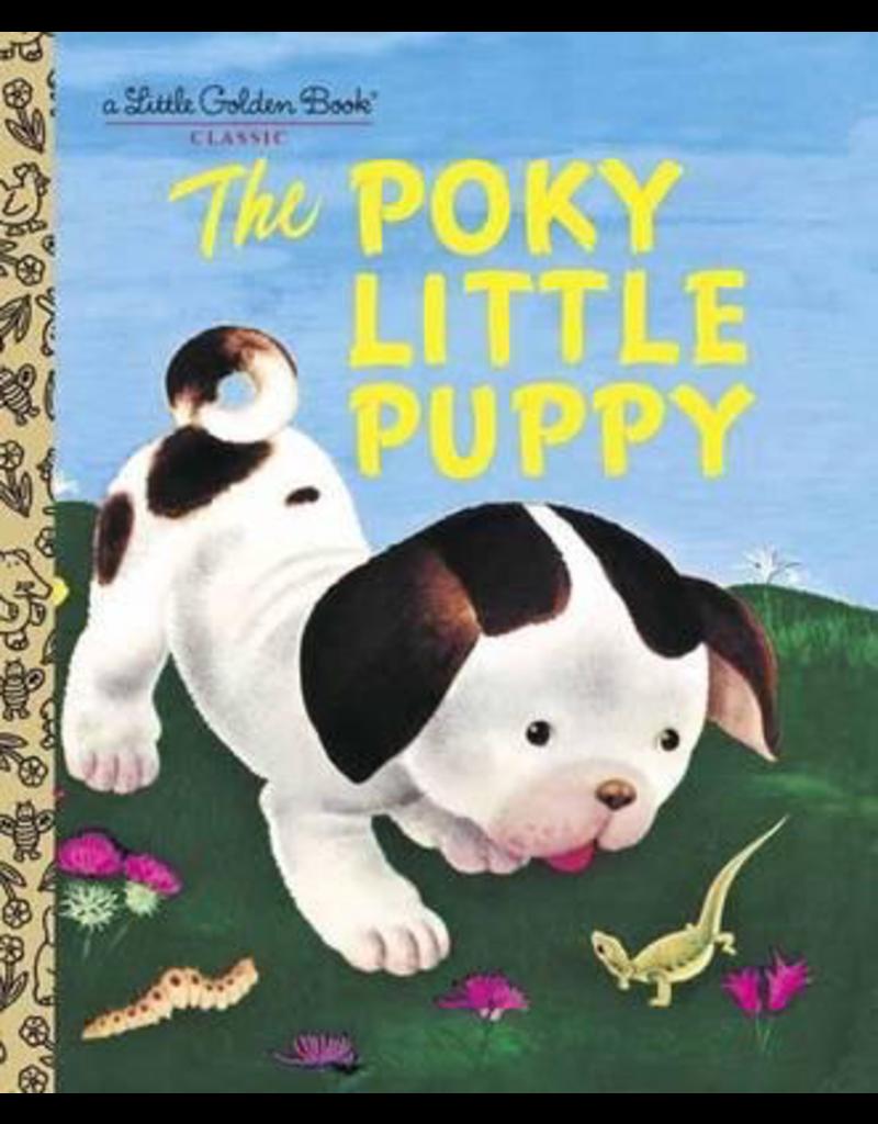 Random House Golden Books: Poky Little Puppy