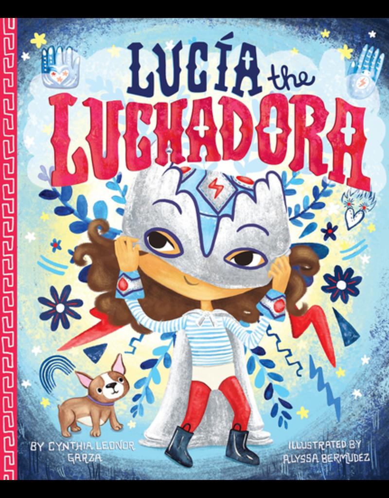 Random House Luchia the Luchadora