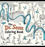 Random House Dr. Seuss Colouring Book