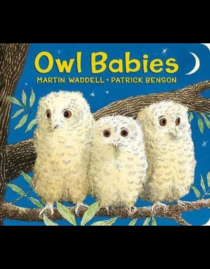 Random House Owl Babies Board Book