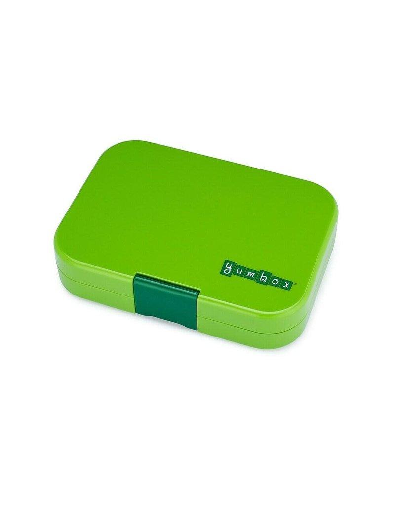 Original - 6 Compartment Avocado Green