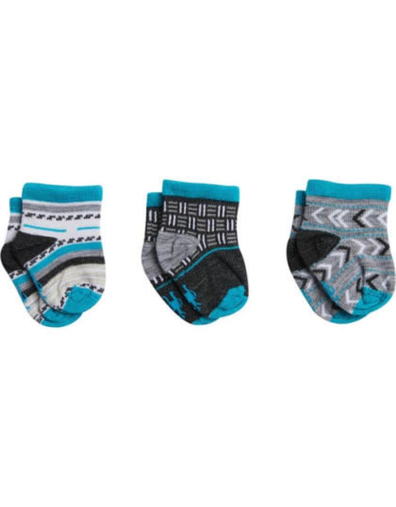 Smartwool Ocean Bootie Batch Socks