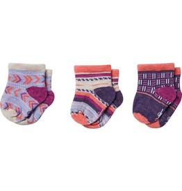 Smartwool Mauve Bootie Batch Socks