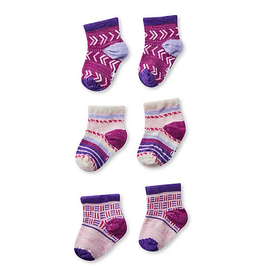 Smartwool Pink Nectar Bootie Batch Socks