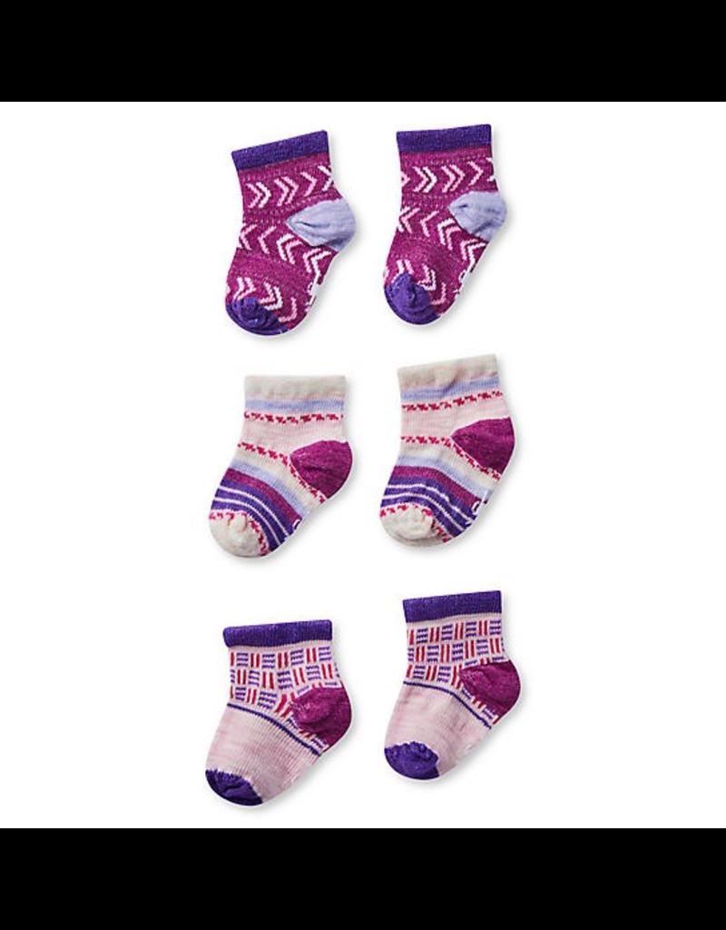 Smartwool Pink Nectar Bootie Batch Socks