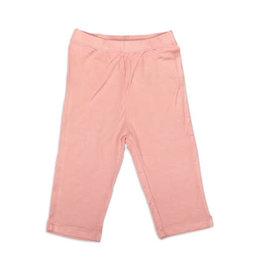 Silkberry Bamboo Jersey Pants - Pink 0-3m