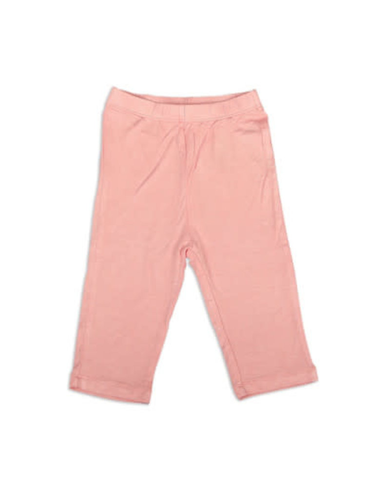 Silkberry Bamboo Jersey Pants - Pink