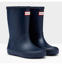 Hunter Boots Navy Kid's First Hunter Boots