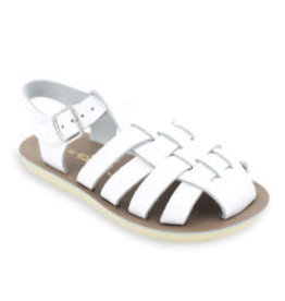 Salt Water Sandals Salt Water Sandals Sailor - White
