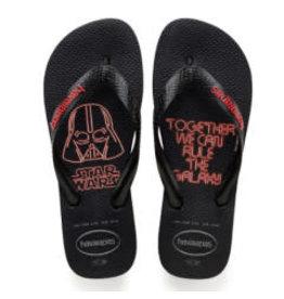 Star Wars Havaianas Sandals Sizes 9, 10