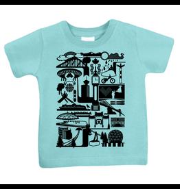 True North Vancity Icons T-Shirt - Chill