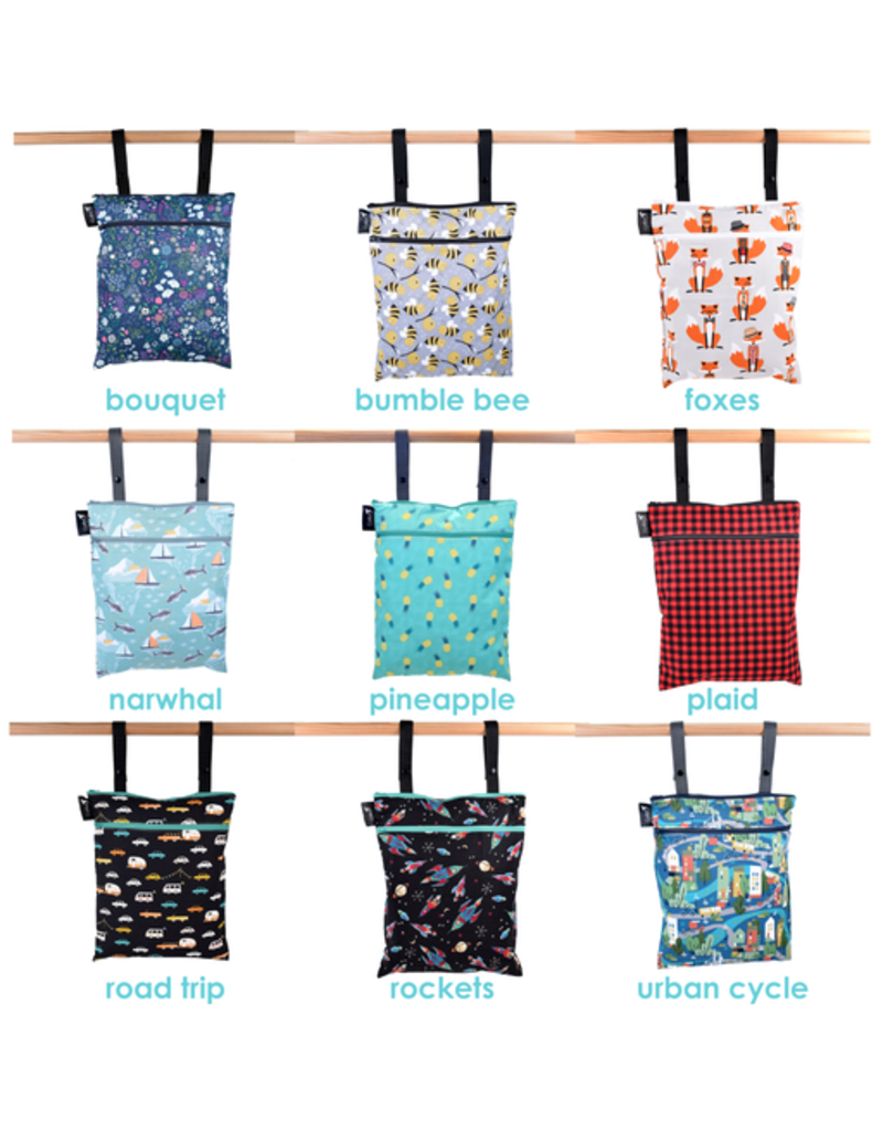 Double Duty Wet Bag - Assorted