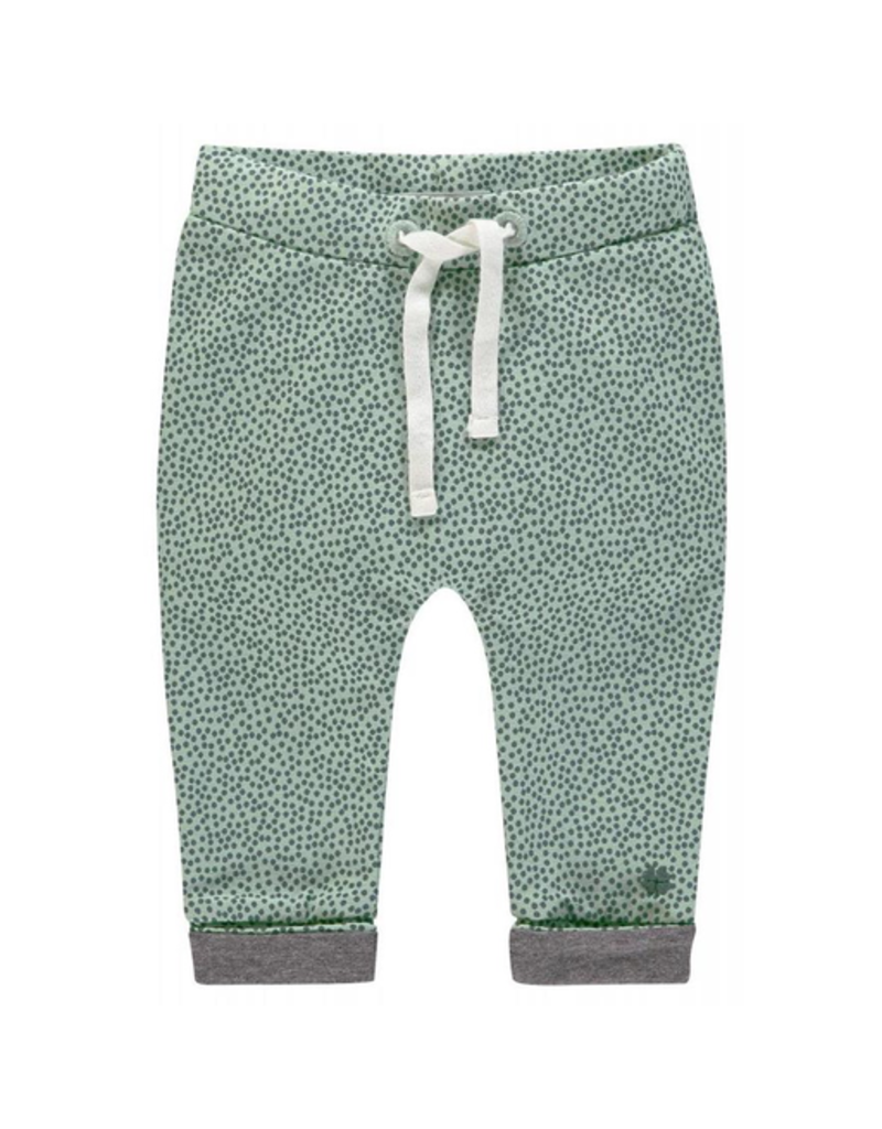 Noppies Basics Kirsten Dot Pants - Grey-Mint