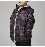 Camo Packable Rain Jacket