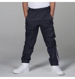 Stevie Zip Waterproof Pants - Black