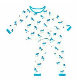 Kyte Baby Horse Bamboo PJs