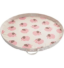 3 Sprouts Play Mat Elephant