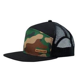 Headster City Camo Baseball Hat