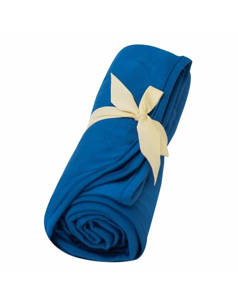 Kyte Baby Bamboo Swaddling Blanket, Sapphire