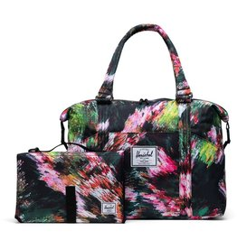 Herschel Strand Sprout Diaper Bag - Pixel Floral