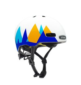Nutcase Little Nutty Youth Mountains Calling Gloss MIPS Helmet