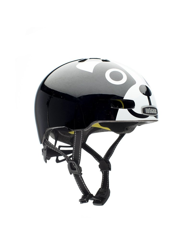 Nutcase Little Nutty Youth Sup Dog Gloss MIPS Helmet