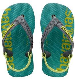 Logomania Havaianas Sandals