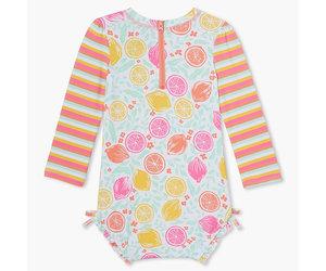 Citrus Baby Uv Swimsuit
