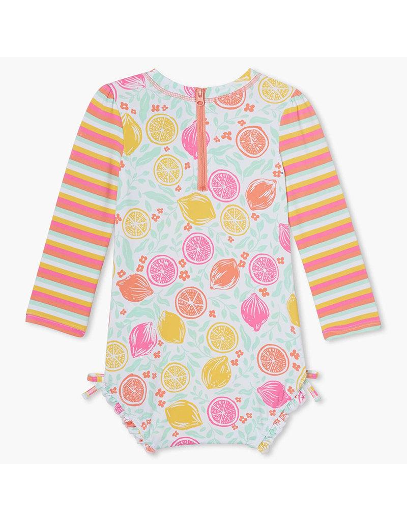 Hatley Citrus Baby UV Swimsuit